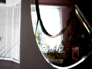 create space with mirrors