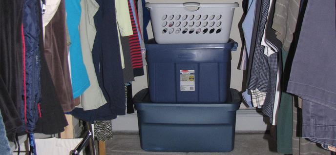bins baskets