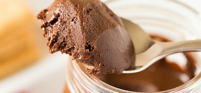 Brown Eyed Baker Nutella