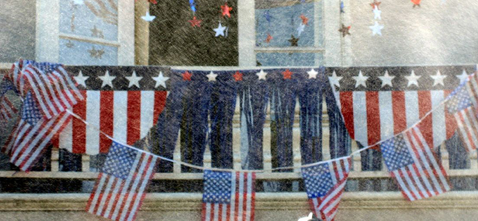 memorial day decorations