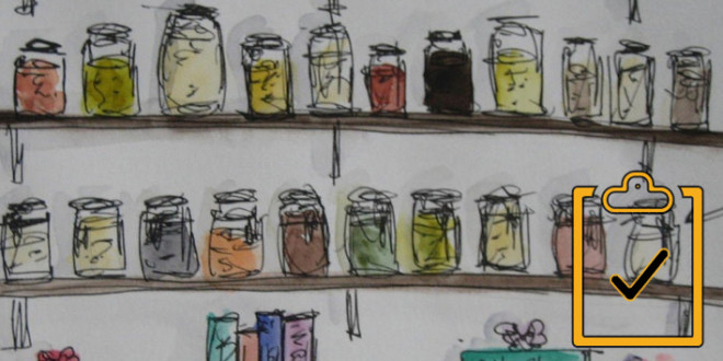 Organize Your Pantry: The Checklist