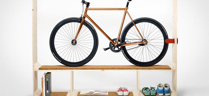 all in one bike furniture