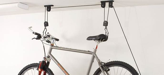 9 Ways to Store a Bike in a Small Apartment - Groomed Home