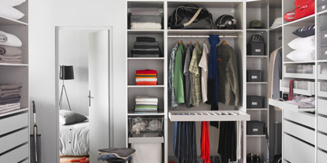 Great 3 Ways To Create A Closet With (Almost) No Space