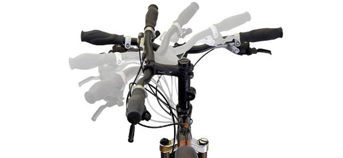 rotating bike handlebar
