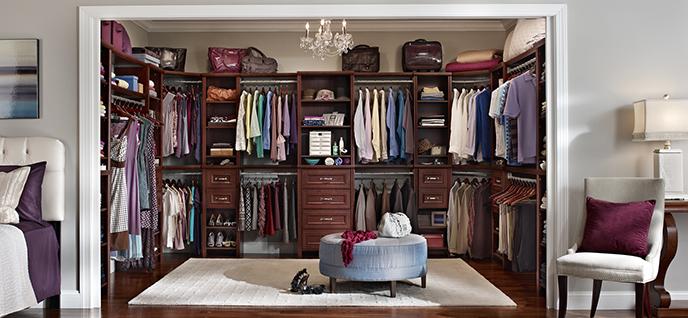 Exceptionnel Fancy Closet