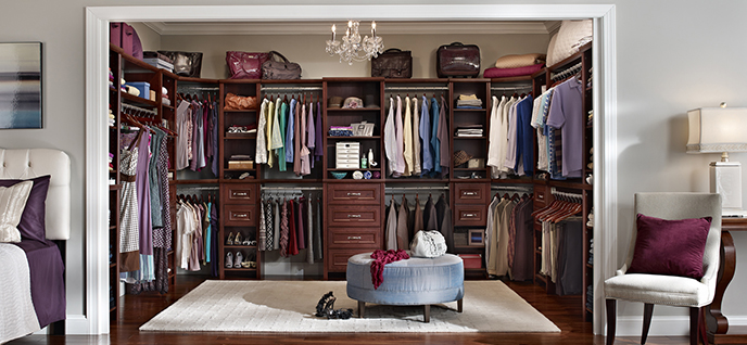 Exceptional Fancy Closet
