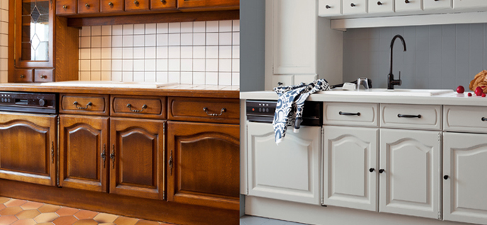 15 ideas to revamp your kitchen without breaking the bank Revamp old kitchen cabinets