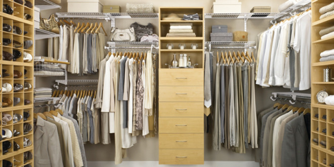 How To Create A Closet (For Your Clothes)