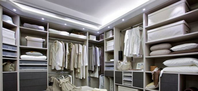 Good Recessed Closet
