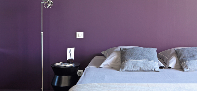 Picking bedroom colors groomed home - Modele de chambre adulte ...