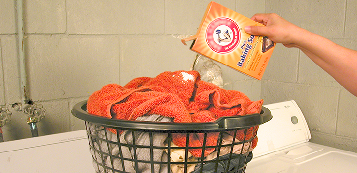 6 Ways To Use Baking Soda With Your Laundry Groomed Home