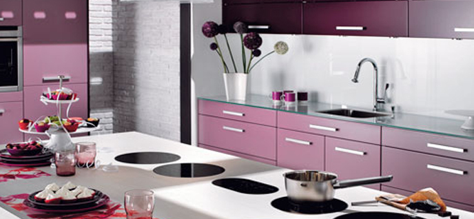 glamour kitchen