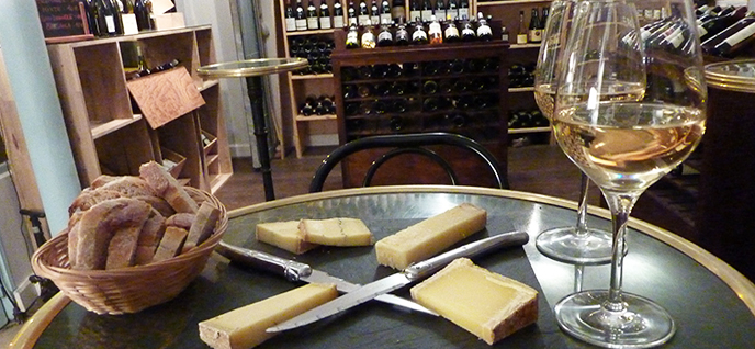 wine cheeses