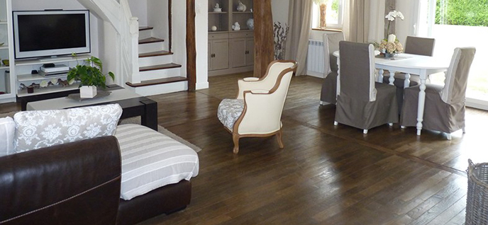 country flooring