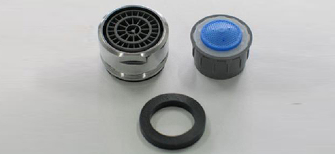 Bathroom Faucet Aerator Removal clean your faucet aerator - groomed home