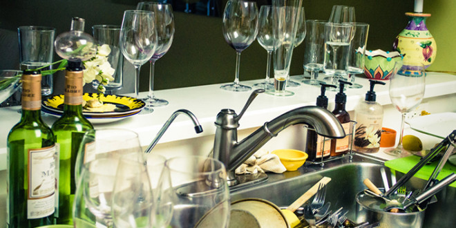 Solve These 9 Last-Minute Dinner Party Problems