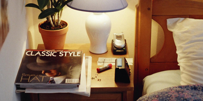 Unclutter Now: Nightstand