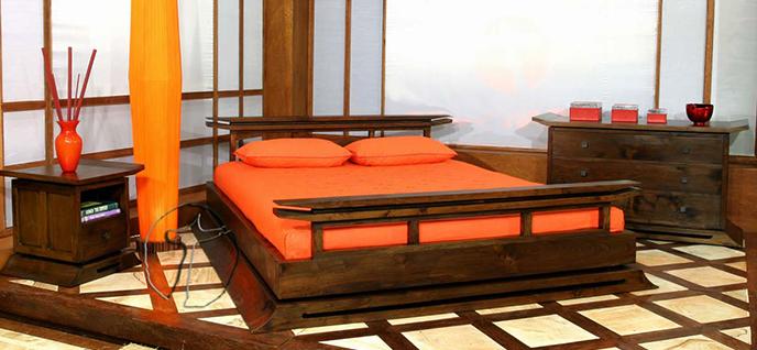 Sleek Furniture Japanese