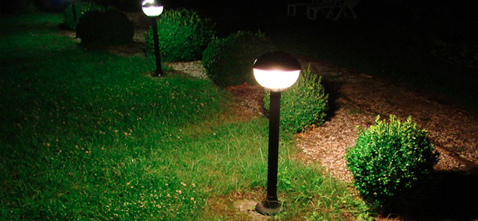 Drawing Up A Sketch Of Your House And Garden Is The Best Way To Start Your  Outdoor Electric Installation. Determine The Location Of Each Light Fixture  ...