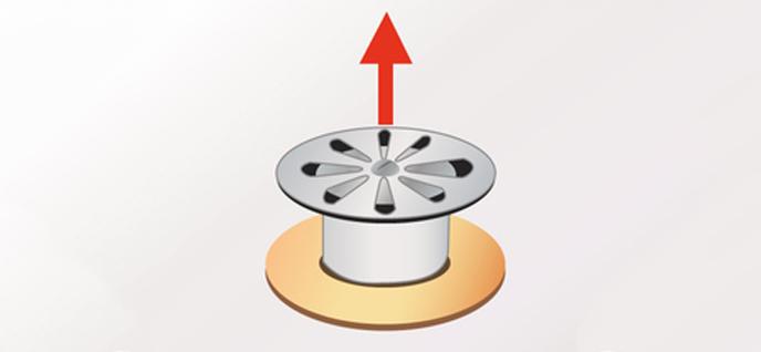 remove stopper
