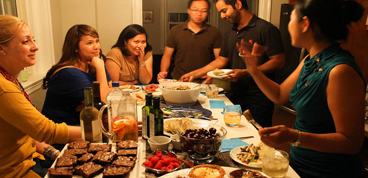 5 Main Rules For Your Next Dinner Party Groomed Home