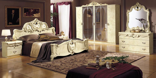 gallery for baroque bedroom