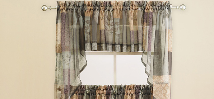 Choosing Kitchen Curtains Groomed Home