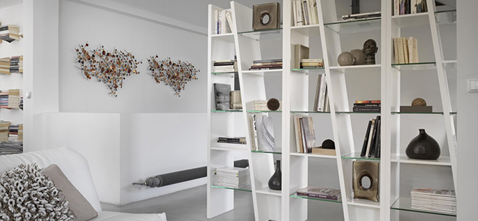 Shelf Room Divider