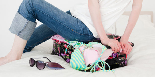 Organize Your Suitcase